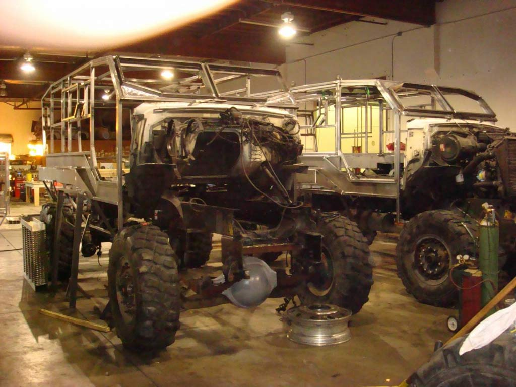 Cool Car Customizations From Movies Cinema Vehicles - Cool car customizations