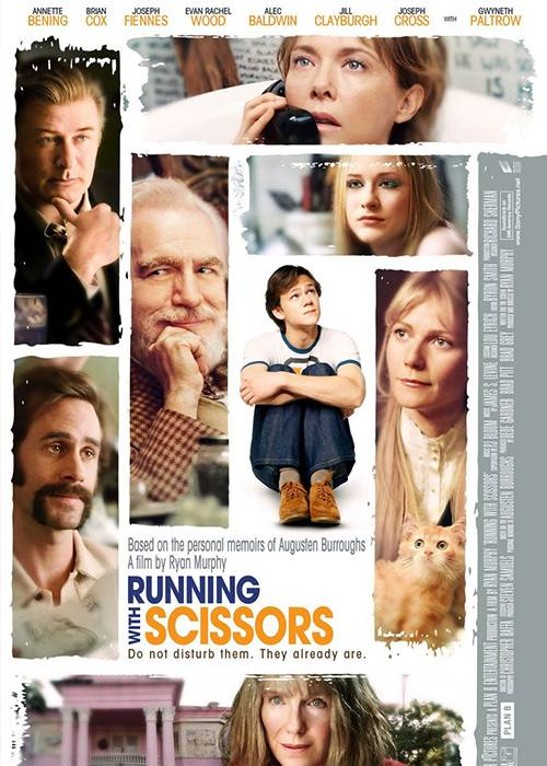 photo gallery running with scissors