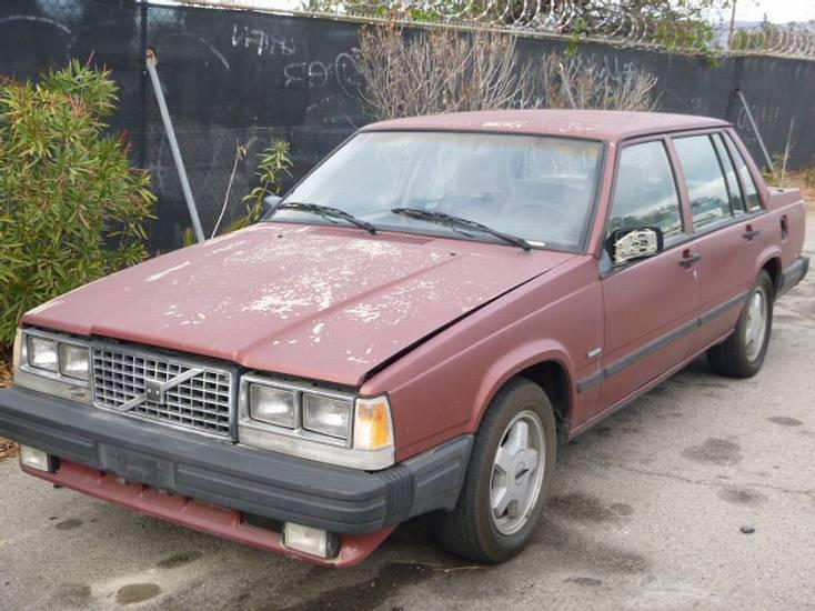 1989 Volvo 740 Turbo Sedan
