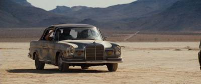 The Hangover Car in Desert