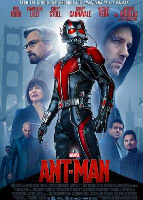 Ant Man Movie Poster