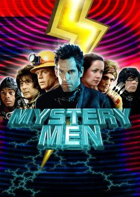 Mystery Men Movie Poster