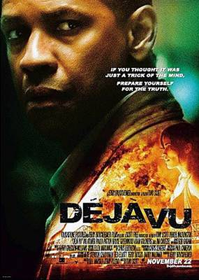 Dejavu Movie Poster