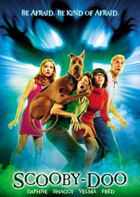 Scooby Doo Movie Poster