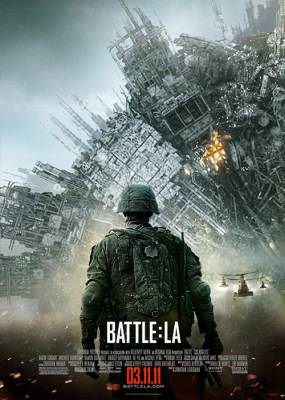 Battle LA Movie Poster