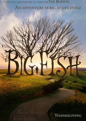 Big Fish Movie Poster