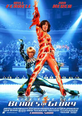 Blades of Glory Movie Poster