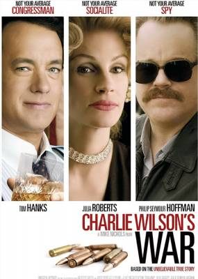 Charlie Wilsons War Movie Poster