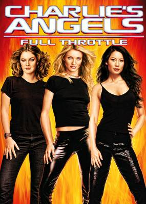 Charlies Angles Full Throttle Movie Poster