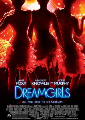 Dream Girls Movie Poster