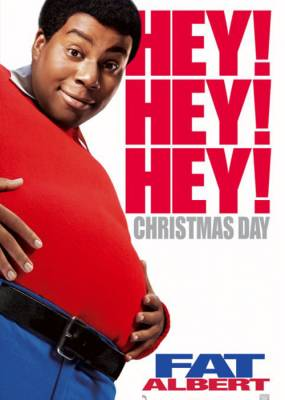 Fat Albert Movie Poster