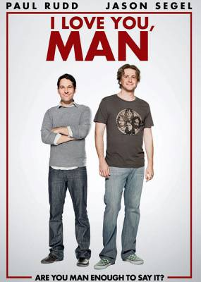 I Love You Man Movie Poster