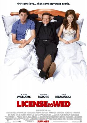 License to Wed Movie Poster