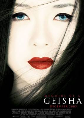 Memoirs of a Geisha Movie Poster