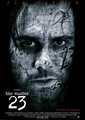 Number 23 Movie Poster
