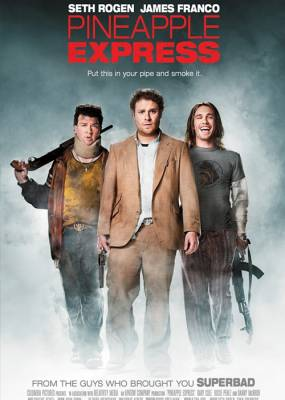 Pineapple Express Movie Poster