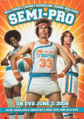 Semi-Pro Movie Poster