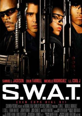 SWAT Movie Poster