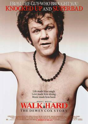 Walk Hard Movie Poster