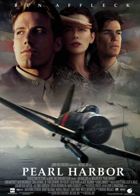 Pearl Harbor Movie Poster
