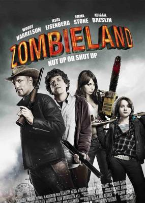 Zombieland Movie Poster