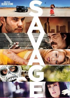 Savage Movie Poster
