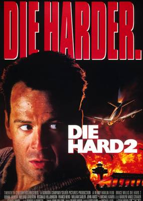 Die Harder Movie Poster