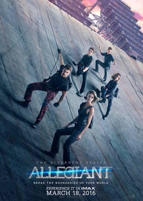 Allegiant Movie Poster