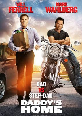 Daddys Home Movie Poster