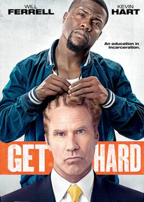 Get Hard Movie Poster