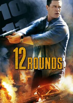12 Rounds Movie Poster