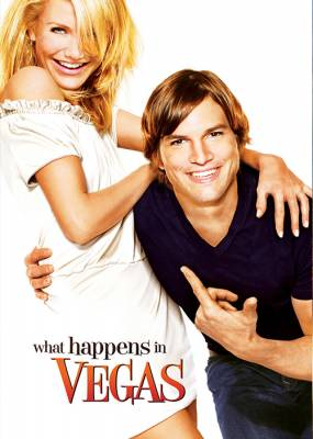 What Happens in Vegas Movie Poster