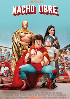Nacho Libre Movie Poster
