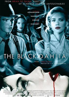 The Black Dalhia Movie Poster