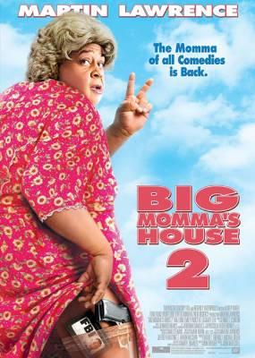 Big Mammas House 2 Movie Poster