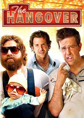 The Hangover Movie Poster on Cinema Vehicles