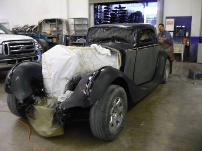 Building The Sorcerers Apprentice Custom Rolls Royce