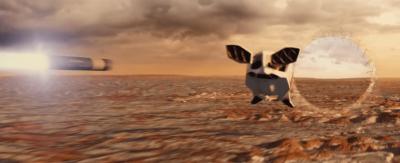 Allegiant Space Ship Escape