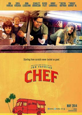 Chef Cover
