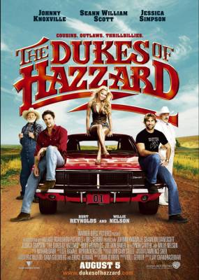 The Dukes Of Hazzard Cover