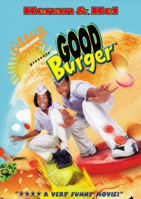 Good Burger Cover