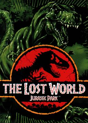 Jurassic Park The Lost World Cover