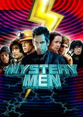 Mystery Men Cover