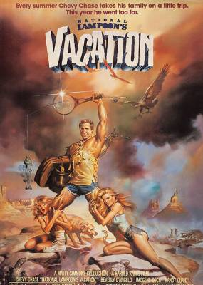 National Lampoons Vacation Cover