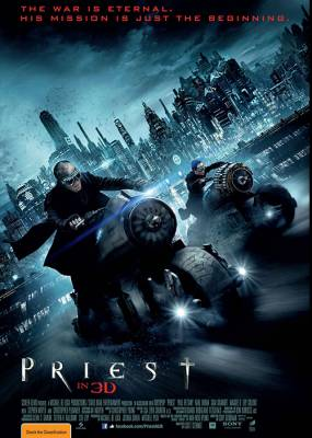 The Preist Cover