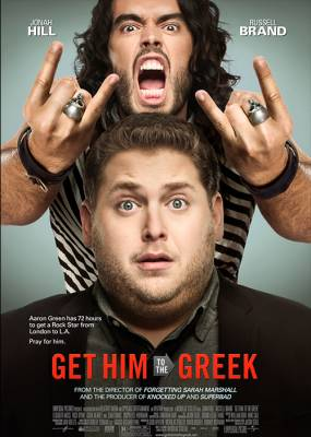 Get Him To The Greek Cover