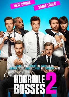 Horrible Bosses 2 Cover
