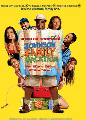 Johnson Family Vacation Cover