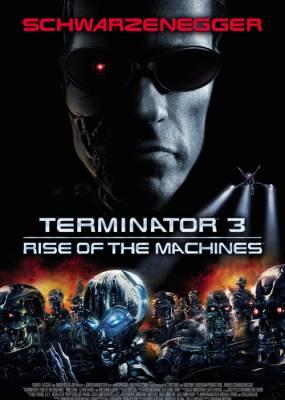 Terminator 3 Cover