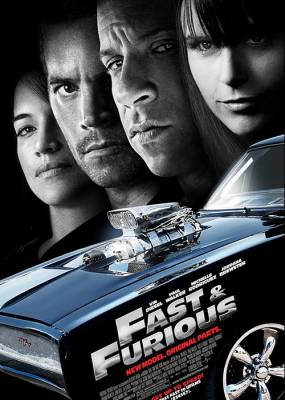 The Fast & Furious Charger Cover